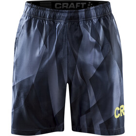 Craft Core Charge Shorts Men print urban/black